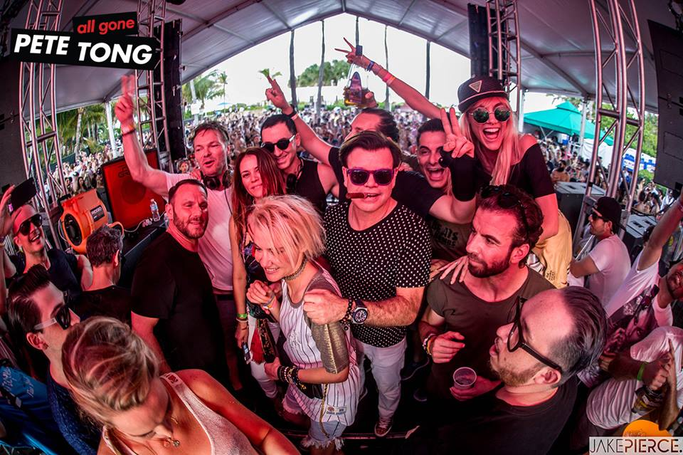Pete Tong and friends